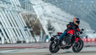 2021 Ducati Monster Launched in India
