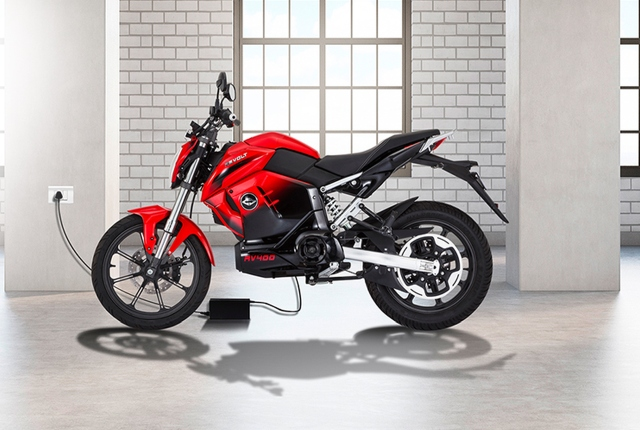 Revolt motorcycles receive a price hike