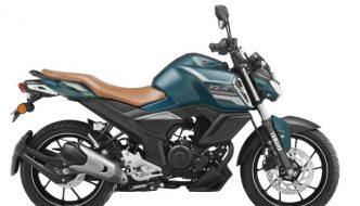 Yamaha FZS Vintage Edition Launched