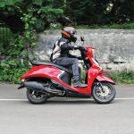 Yamaha Fascino 125 Road Test Review – An Elegant Upgrade