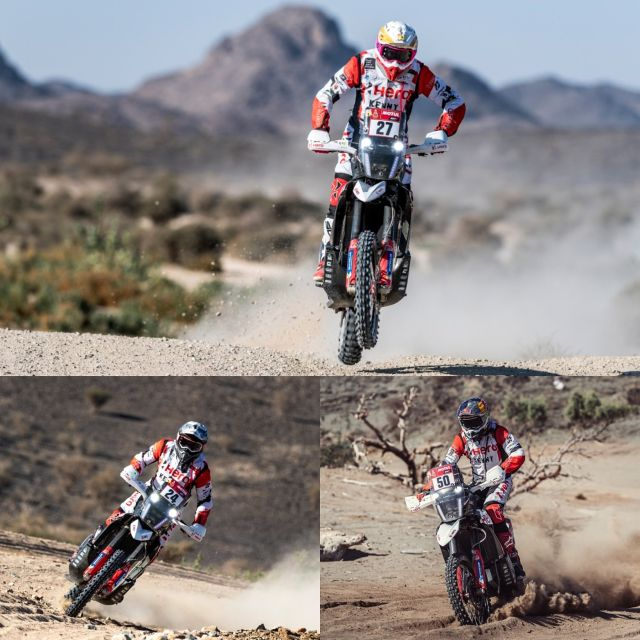 Dakar Stage 1 Collage WEB