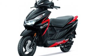 2021 Honda Grazia Sports Edition Launched at Rs 82,564