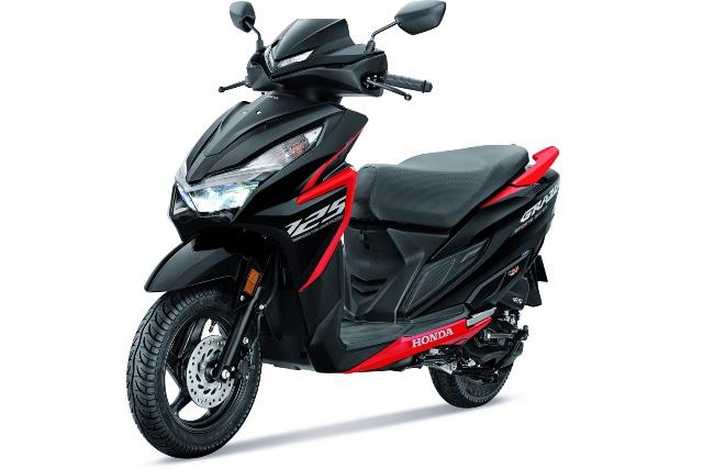 2021 Honda Grazia scooter price specs