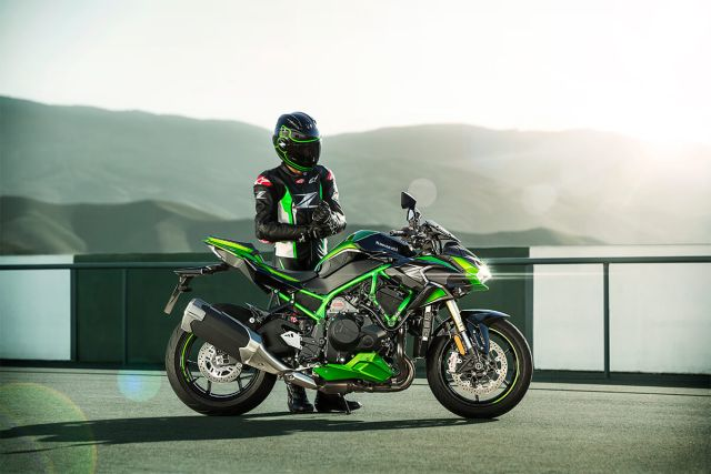 Kawasaki Z H2 and Z H2 SE 3 WEB
