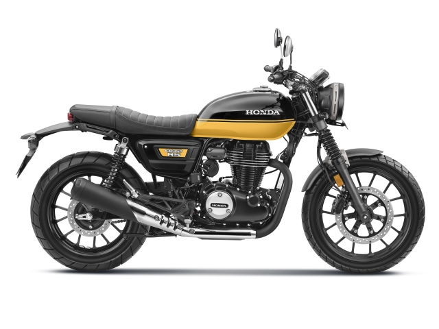 honda launch the new CB350RS