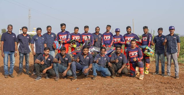 TVS Racing crowned champion in 2020 Indian National Rally Championship (INRC) WEB