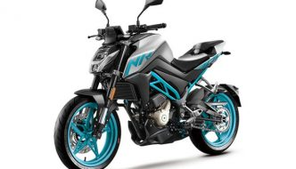 BS6 CF Moto 300 NK Launched At Rs 2.29 Lakh