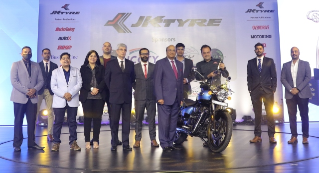 Royal Enfield Meteor 350 wins IMOTY