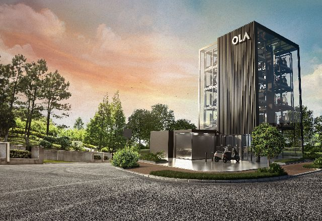 1. Ola Hypercharger Tower Main