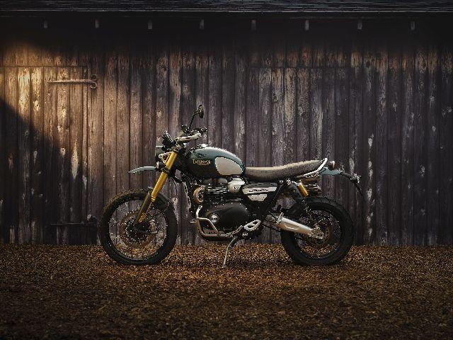 Pic 2 - Scrambler 1200 Steve McQueen