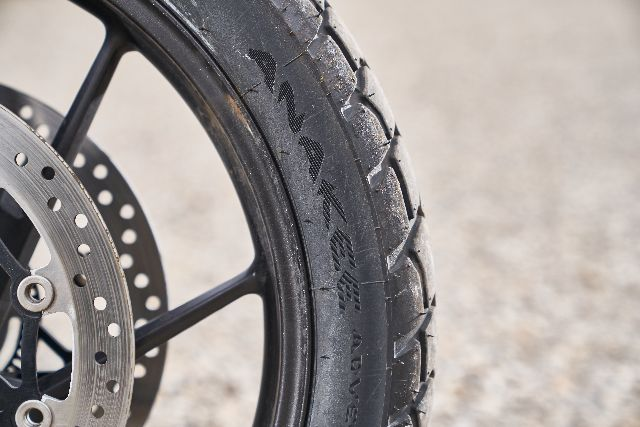 tiger 850 tyre