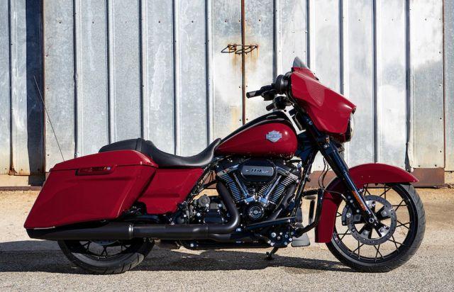 Harley-Davidson 2021 Model Range