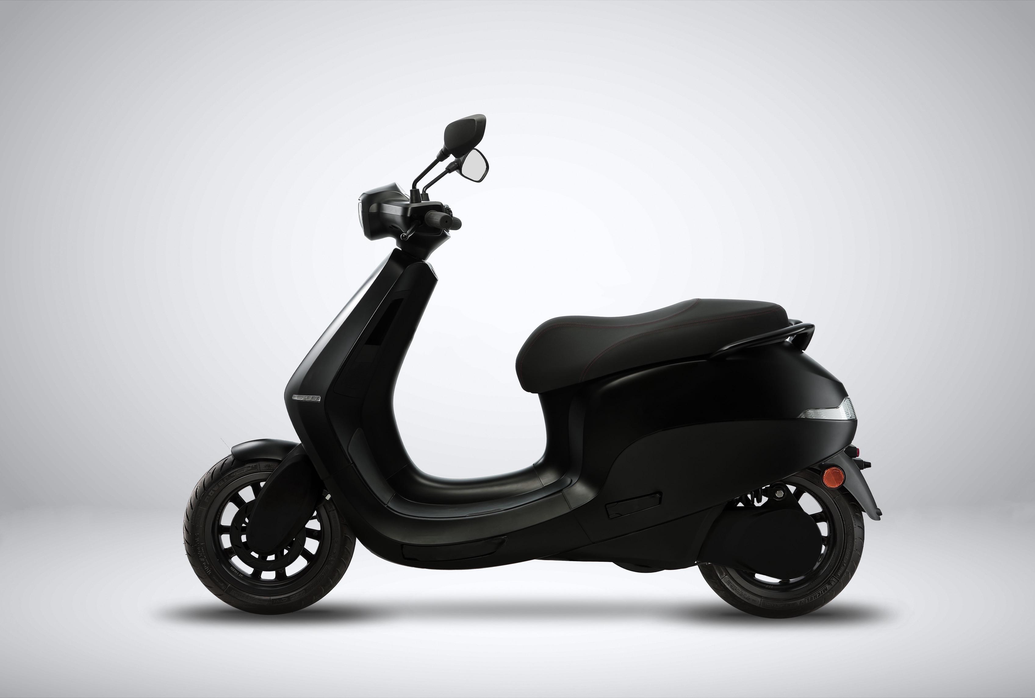 Ola e-scooter Image 1