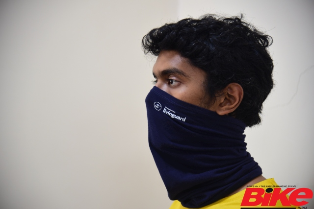 livinguard tube mask review