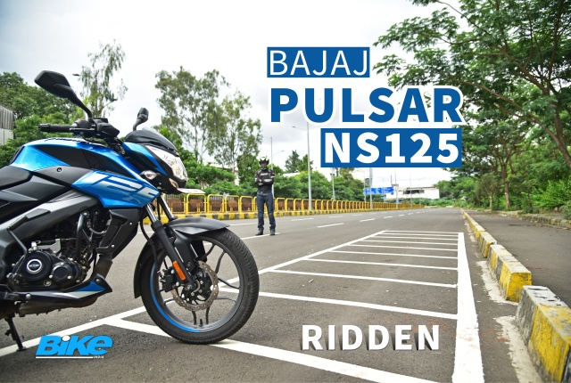 Bajaj Pulsar NS125 road test