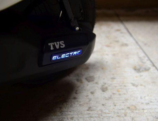 TVS iQube WEB 8