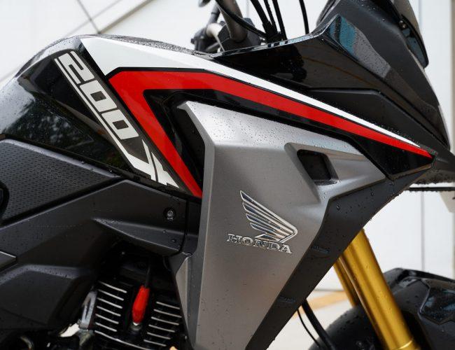 Honda CB200X Details